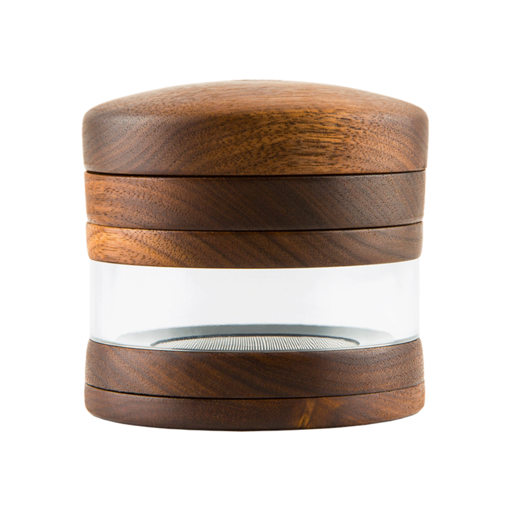 Luxury Style MARLEY NATURAL WOOD GRINDER - LARGE