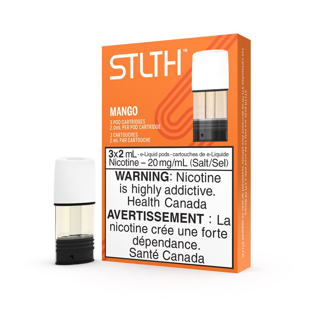 "STLTH ''Pack Of 3"" Mango-Flavor"