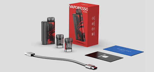 Vapersso Xtra