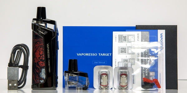 Vapersso - Target PM80