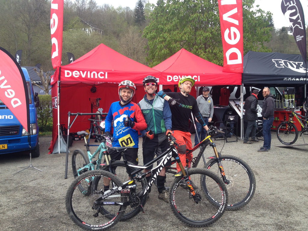 Happy Bike Days 2015 – Fonce ❤︎ Devinci