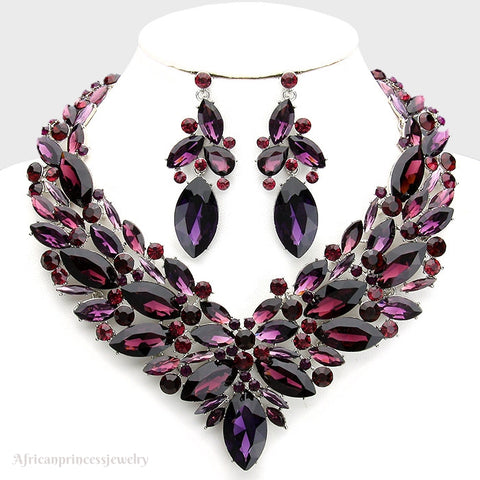 EVENING NECKLACE SET
