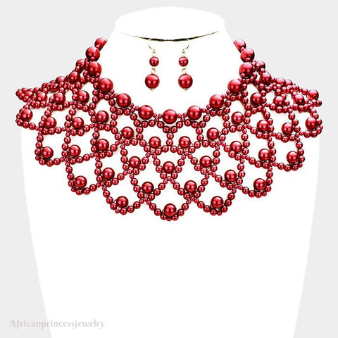 FASHION NECKLACE SET