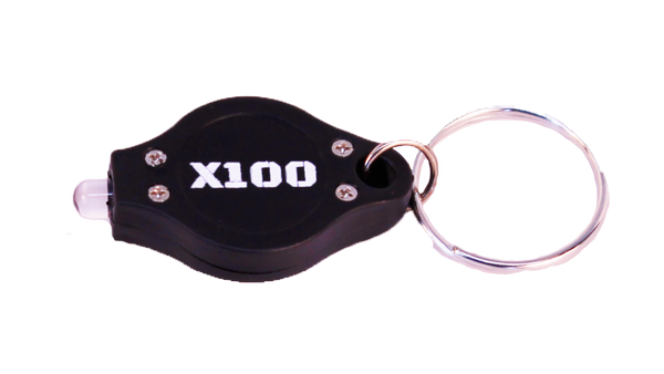 Keychain AlumiTact X100 Flashlight