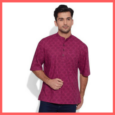 Floral Kurta for Men : Dressprise.com