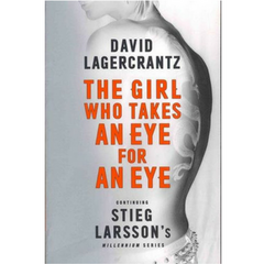The Girl Who Takes an Eye for an Eye - By David Lagercrantz - Dressprise
