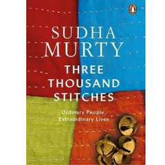 Three thousand Stitches - Sudha Murthy - Dressprise