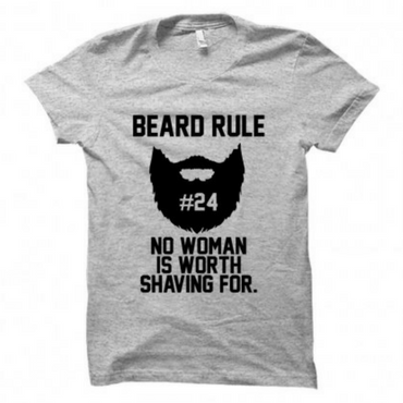Beard Rule T-Shirt