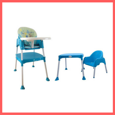 The Convertible Baby High Chair