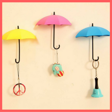 Umbrella Key Holder - Home Decor