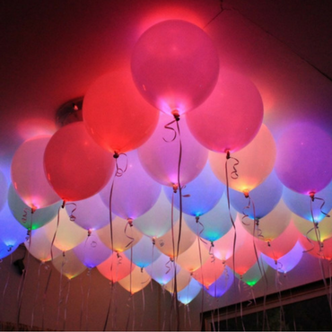 LED Balloons for Diwali Party