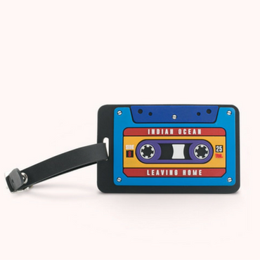 Indipop Luggage Tag