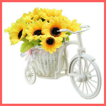 Flower Basket - Home Decor