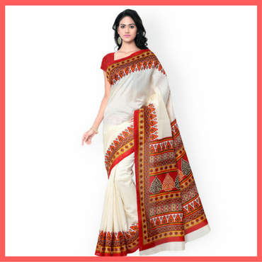 Saree for Holi