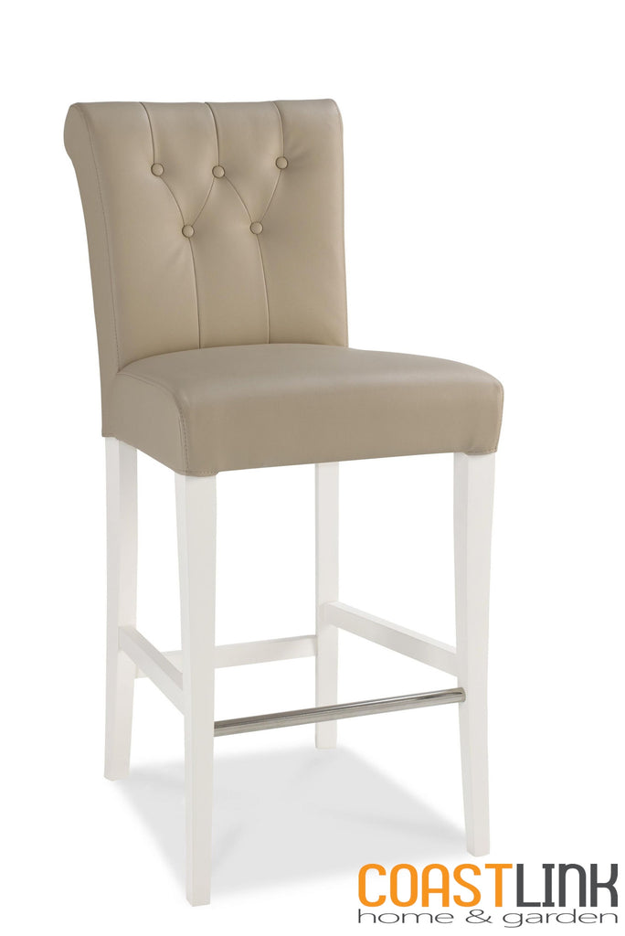 Heritage Bar Stool Roll Back (Sold as pair)