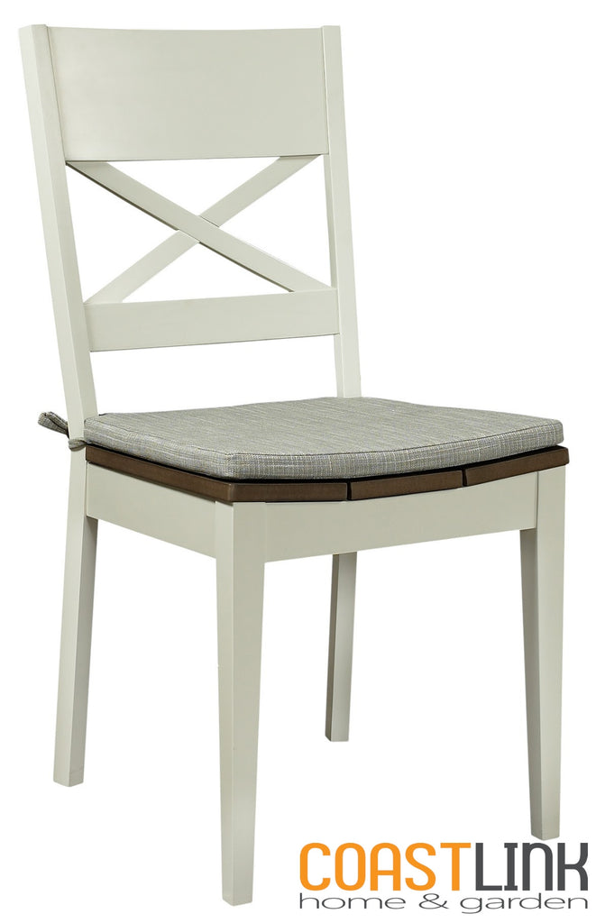 Coniston 2-Tone Dining Chair (Sold as pair)