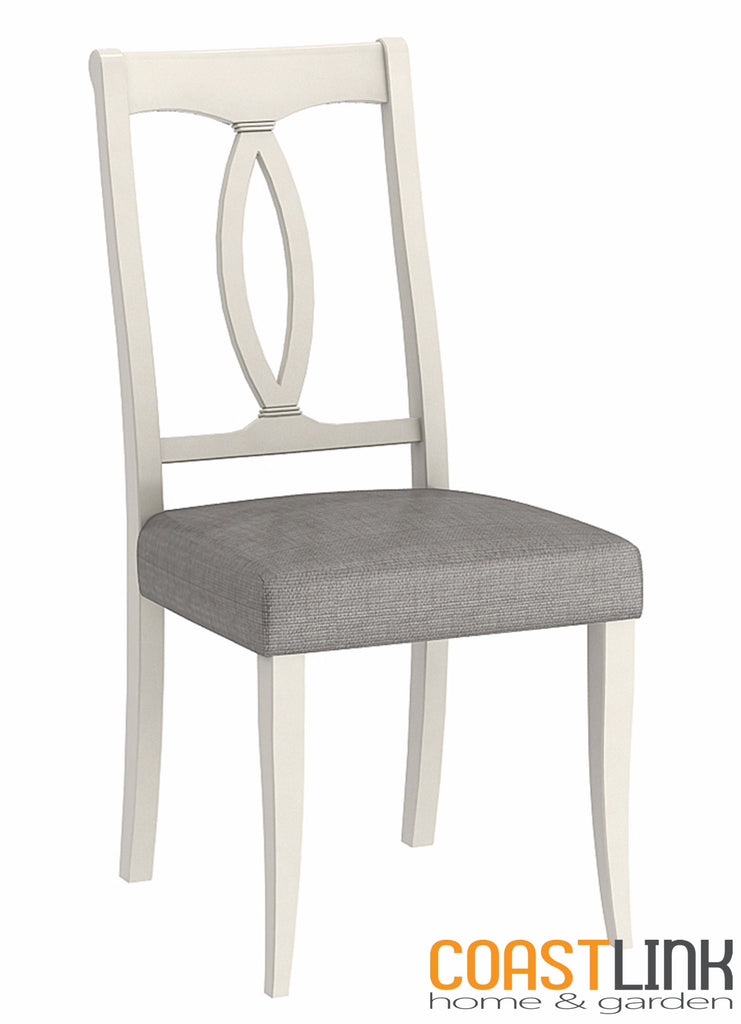 Heritage Oval Back Dining Chair (Sold as pair)