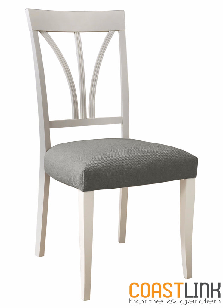 Heritage Slat Back Dining Chair (Sold as pair)