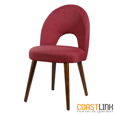 Upholstered Oslo Dining Chair (Sold as pair)