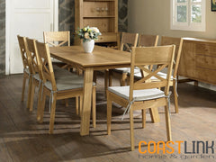 Milan Oak Dining Collection