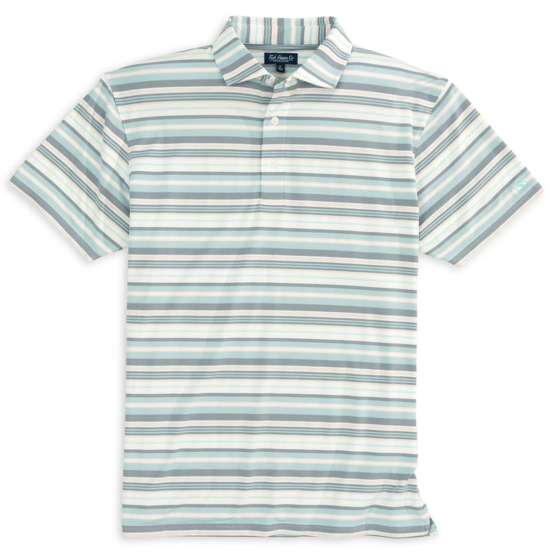 Lowell Striped Polo