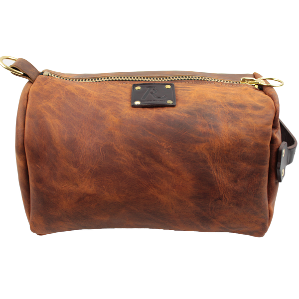 Reserve Collection Leather Dopp Kit