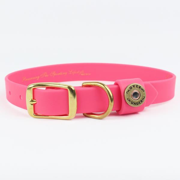 Water Dog Collar | Pink