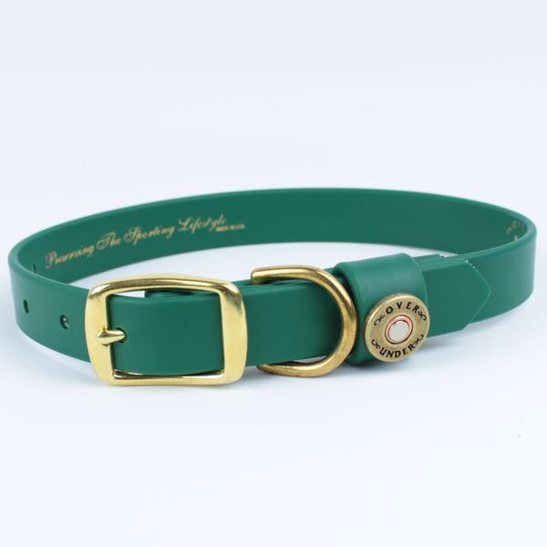 Water Dog Collar | Alpine Green