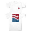 GUNS BEER AMERICA POCKET TEE