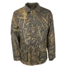 Moorland Waxed Jacket: Mossy Oak Shadowgrass