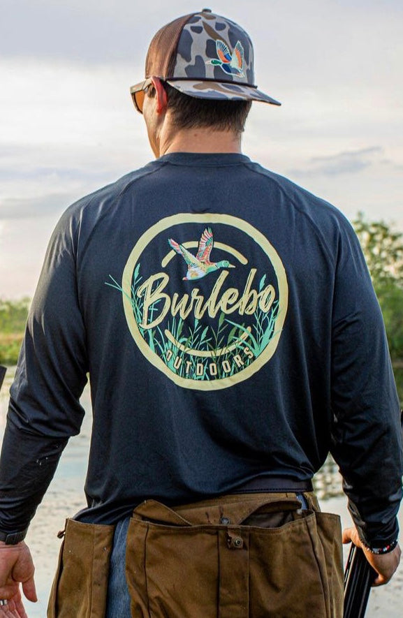 BURLEBO Outdoors - Sun Tee