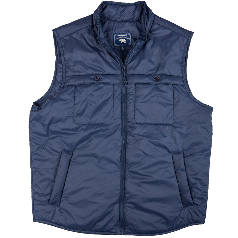THE FEATHERWEIGHT VEST NAVY