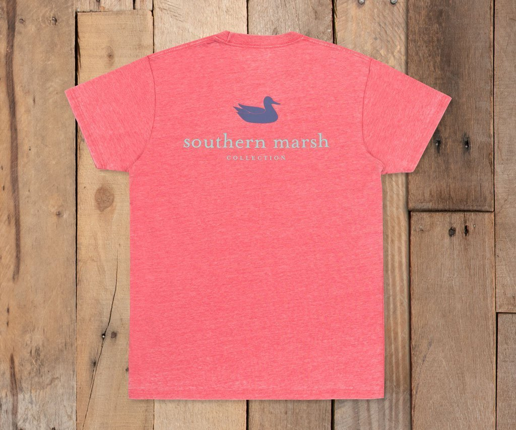 SEAWASH™ Authentic Tee - STRAWBERRY FIZZ
