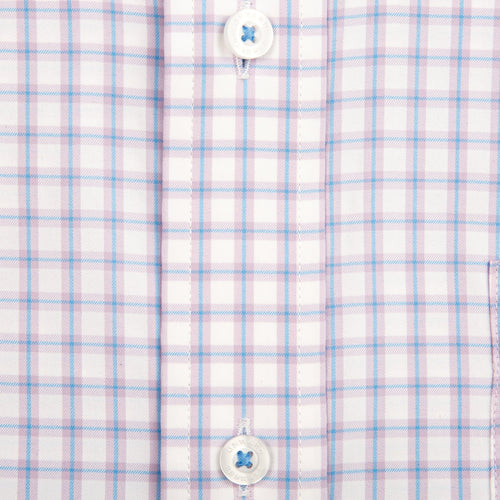 SPENCER TAILORED FIT PERFORMANCE BUTTON DOWN