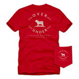 S/S Bulldog Logo T-Shirt Regatta Red