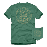 S/S Get Outside T-Shirt Sweetgrass