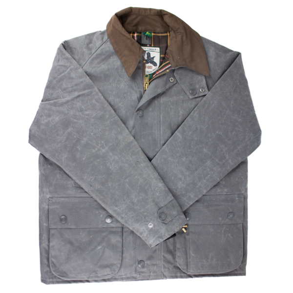 The Bourton Jacket | Charcoal