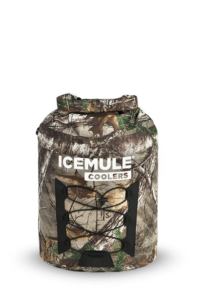 ICEMULE Pro Cooler Large | Realtree Xtra