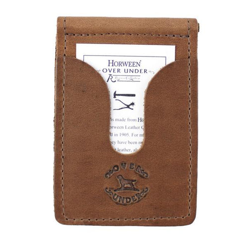 Horween Front Pocket Wallet w/o Shot Shell