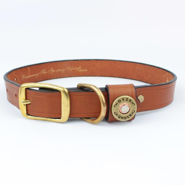 Finest in the Field Collar | London Tan