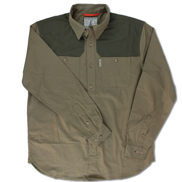 Field Champion Shirt | Moss