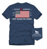 S/S Not Made In China T-Shirt Navy