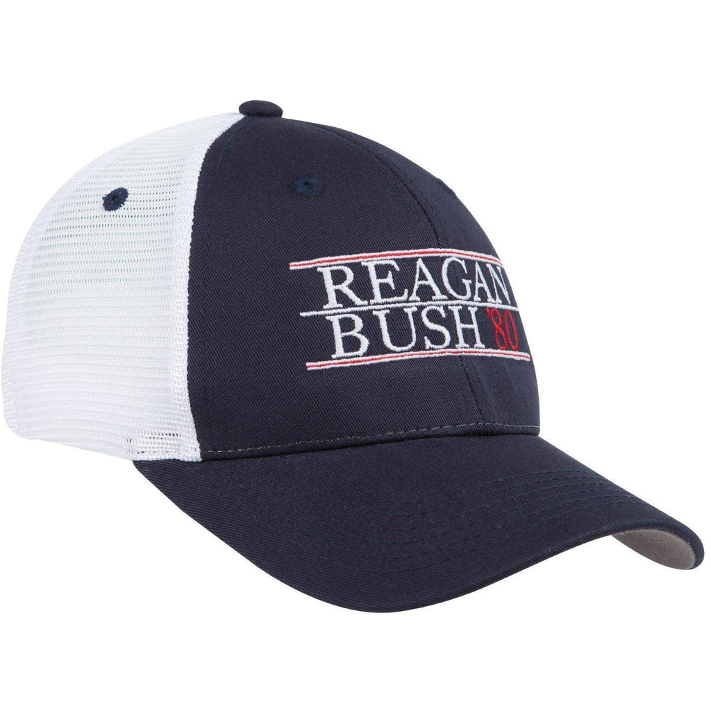 OWARD RESERVE REAGAN BUSH TRUCKER