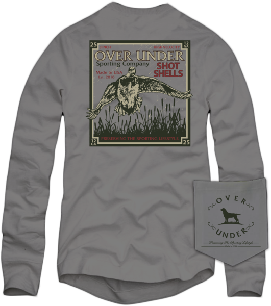 Wetland Classic Long Sleeve T-Shirt