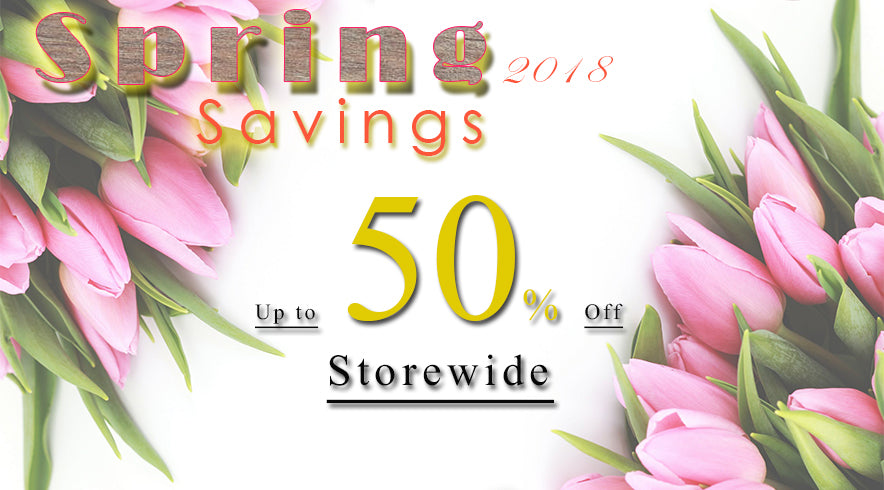Home Linens Spring Savings