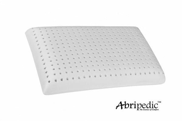 Abri Comfort Latex Like Lavender Ventilated Pillow; Medium Support (Single)