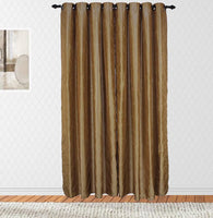 Best Home Drapes Top Grommet Blackout Diamond Pattern Panel Pair (Available in 2 different colors)