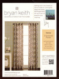 Bryan Keith Venice Pair of Two Grommet Panels