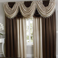 Hilton Window Treatment Collection 1-Piece (Available in 5 different colors)