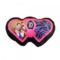 One Direction Pillow Buddy-Heart Shaped Pillow